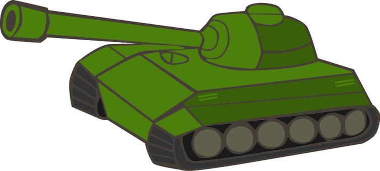 Tank battle war self-defense weapon