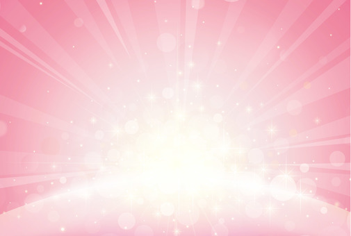 Pink abstract background material