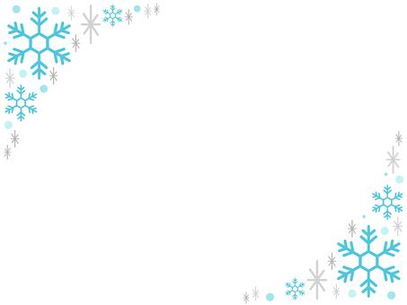 Snow frame 2