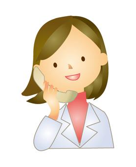 Pharmacist to call
