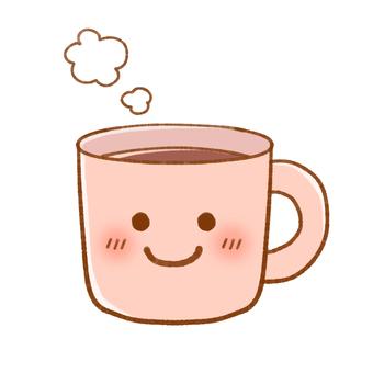 Smile Mug and Hot Cocoa