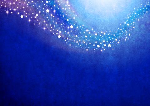 Starry sky image 1