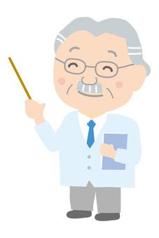 Dr. Pose