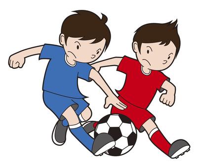 Soccer boy 002
