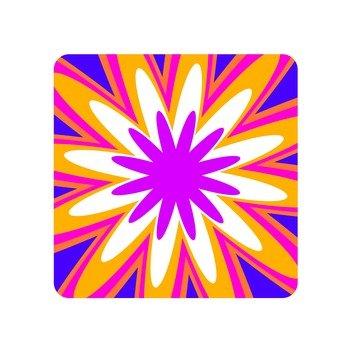 Explosion / purplish purple