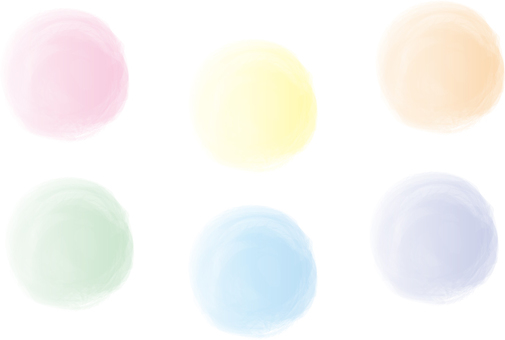Hasty pastel colors