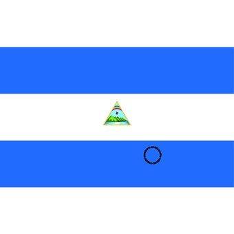 尼加拉瓜國旗