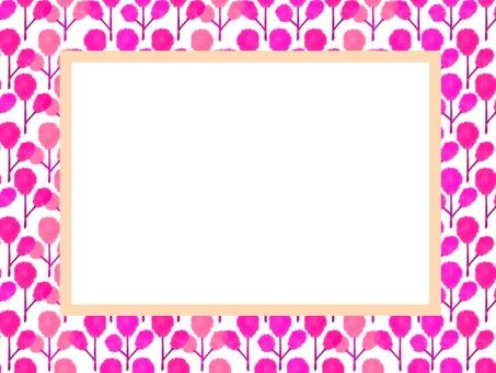Scandinavian frame