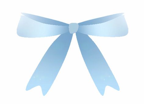 Ribbon Blue IV