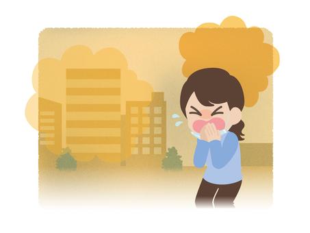 Air pollution (female)
