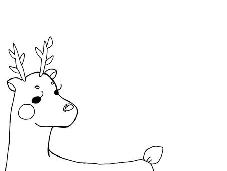 Reindeer 1 of 1