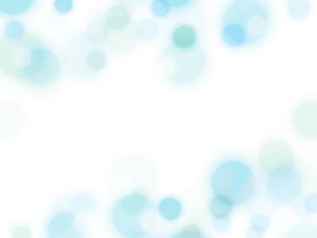 ぼかし気泡「ブルー」
