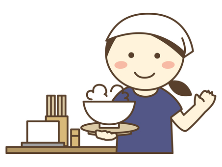 Ramen shop / Udon shop / Buckwheat shop