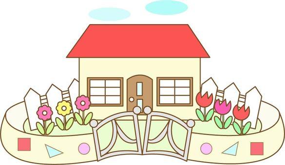 보육원 유치원 건물