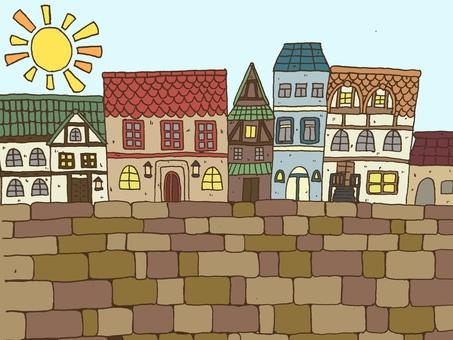 RPG style windows