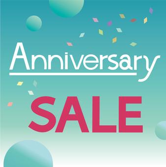Apparel, anniversary event sale