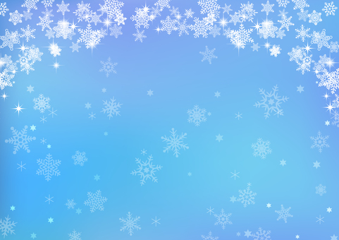 Winter background material 03
