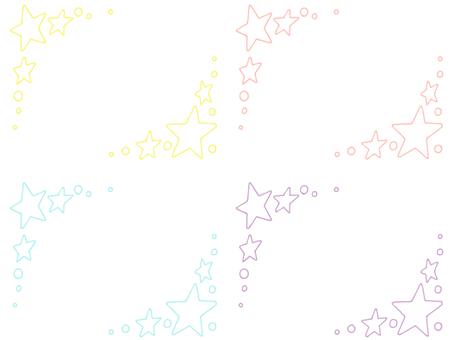 Frame (star) 5