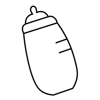 [No color] Baby feeding bottle