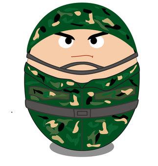 Ground Self Defense Force Kokeki