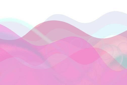 Wallpaper Sunset sea waves