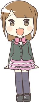 Girl (formal)