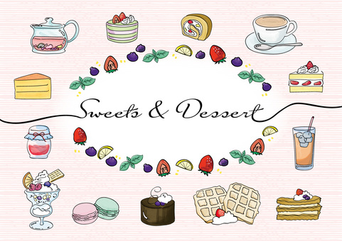Sweets & Dessert