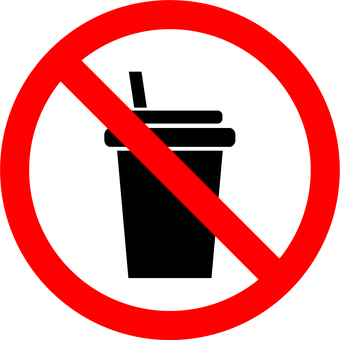 Prohibition of eating