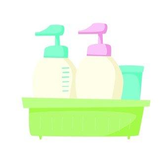 Bath supplies 21
