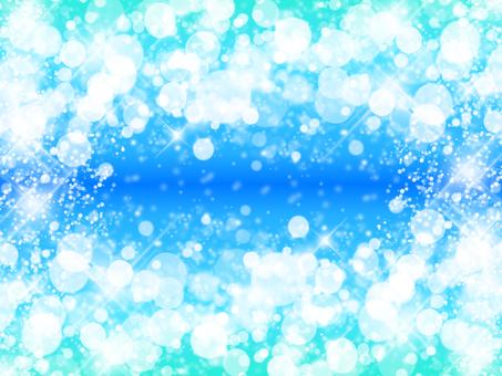 Refreshing glitter
