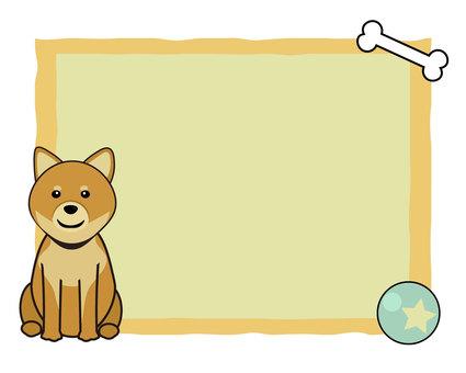 Dog frame 2