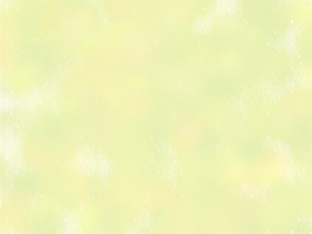 질감 수채화 번짐 연두색 1