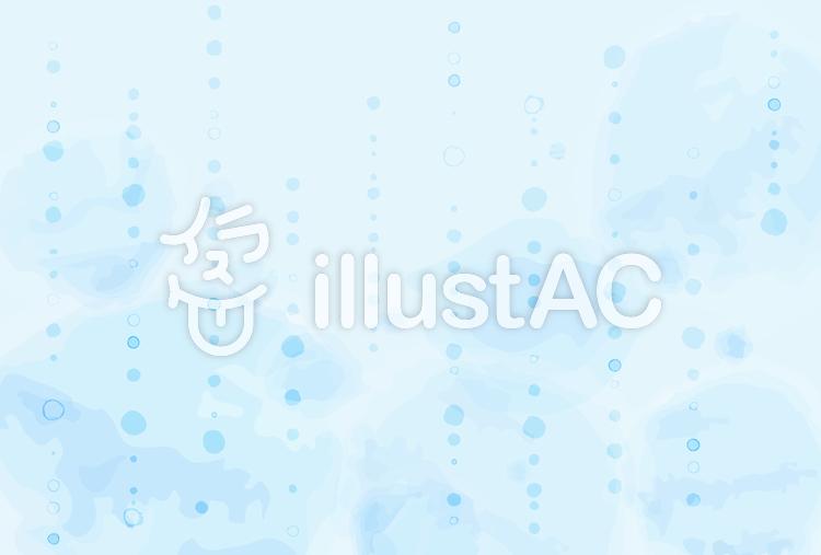 雨背景01のイラスト