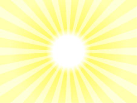 Sunrise image (yellow · middle)