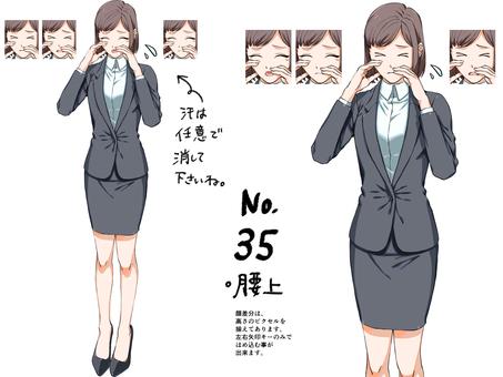 OL山田さん35