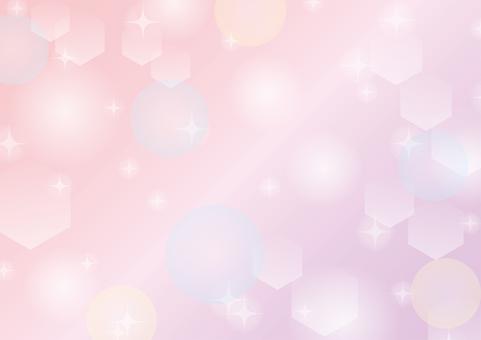 핑크와 보라색 그라데이션