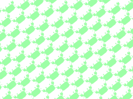 カニ(緑)