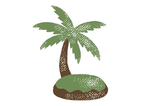 Palm tree 001