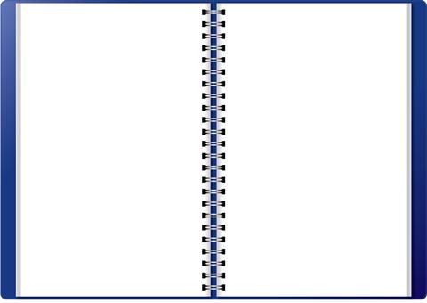 Handbook (blue) plain