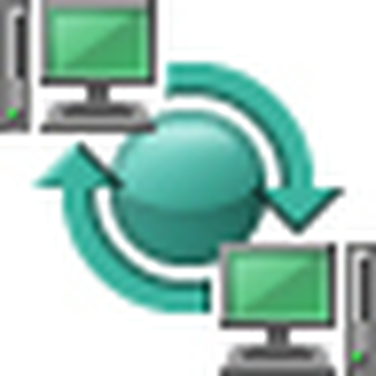 Network image icon (green)