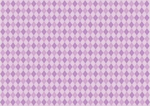 Wallpaper - Argyle - Purple