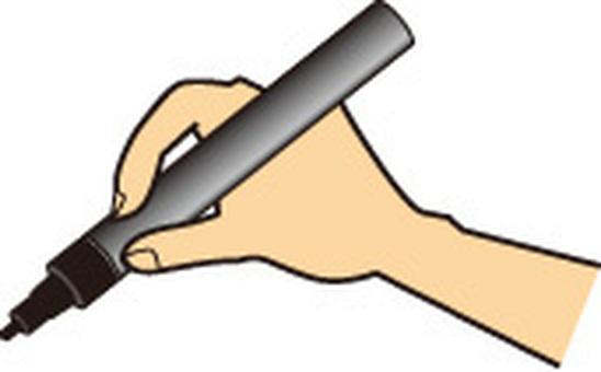 使用魔術筆