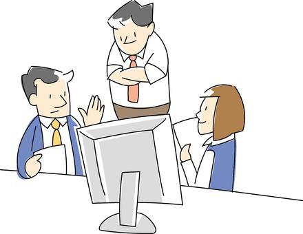 Business scene -16