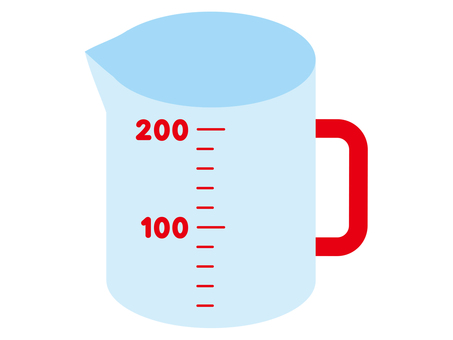 Measuring cup (200 ml)