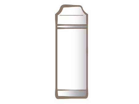Water bottle-white 190710