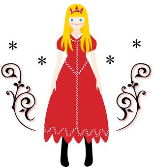Princess's Costume