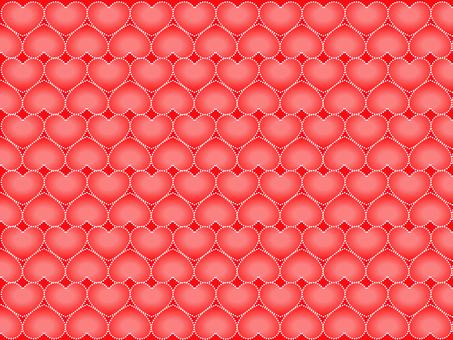 Heart pattern 01
