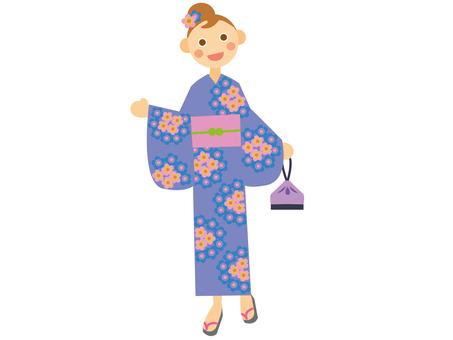 Yukata _ female