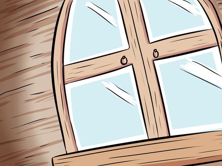 Western-style windows