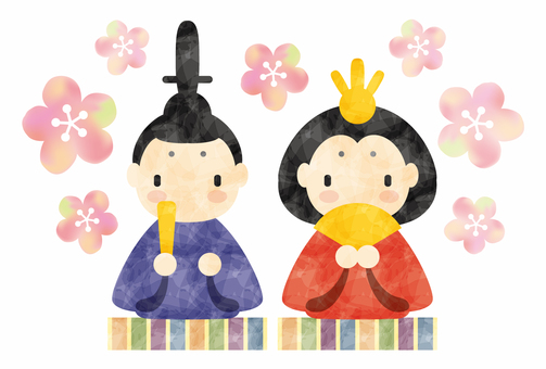 Hina Matsuri / Princess decoration